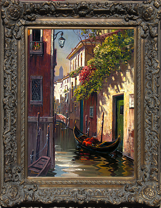 Bob Pejman - Morning in Venice
